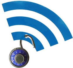 Image result for حفاظت از شبکه وایرلس