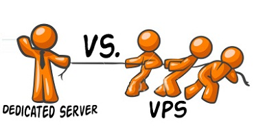 مزیت های سرور اختصاصی نسبت به سرور مجازی