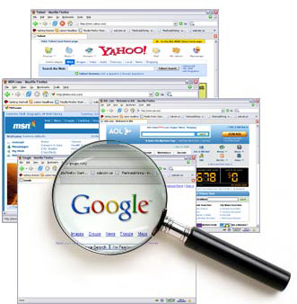 Search Engine Optimization of Websites